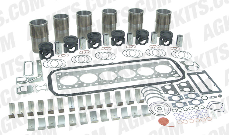 Cummins ISX, QSX Inframe-Overhaul Engine Rebuild Kit