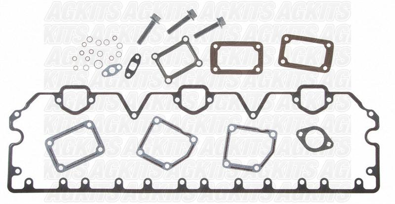 Cummins L10 (4025155) Cylinder Head Gasket Set