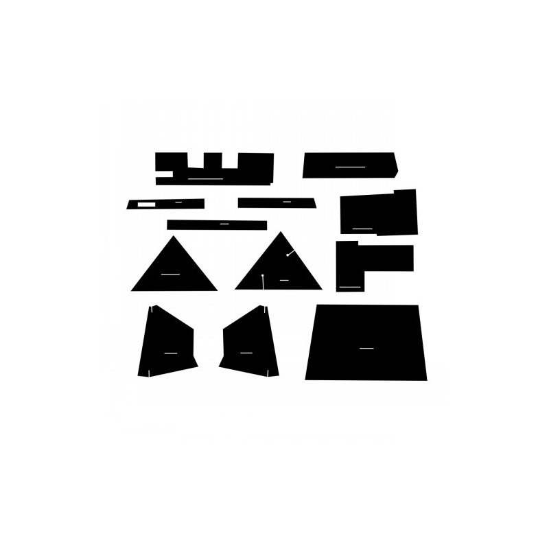 Allis Chalmers Cab Upholstery Kit