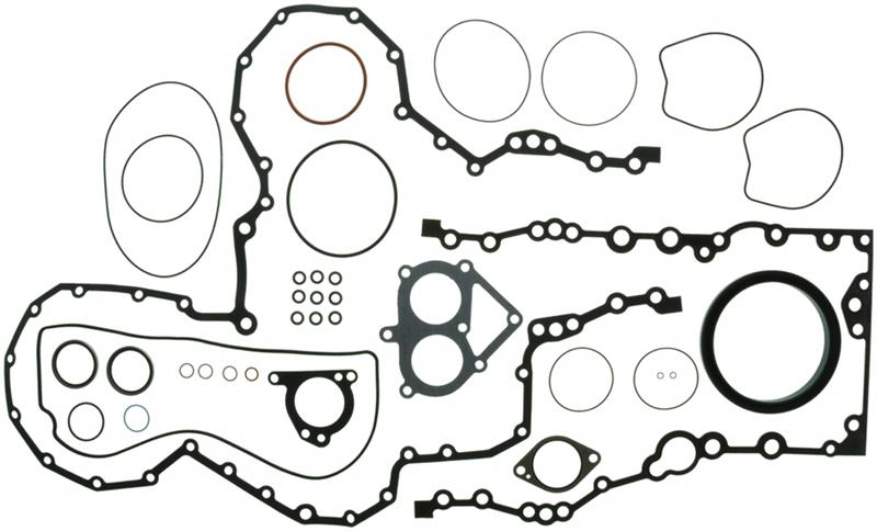 Caterpillar C15 (OE# 2341904) Front Structure Gasket Set