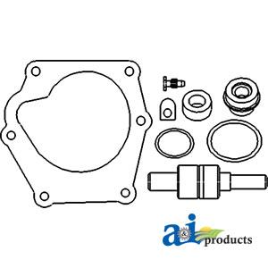David Brown Diesel Water Pump Repair Kit K964489, K962156