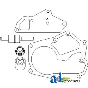 John Deere Water Pump Repair Kit MX381