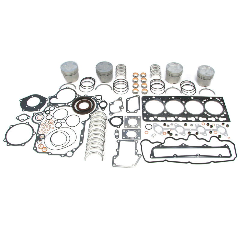 Kubota V3300, V3300T Engine Overhaul Rebuild Kit