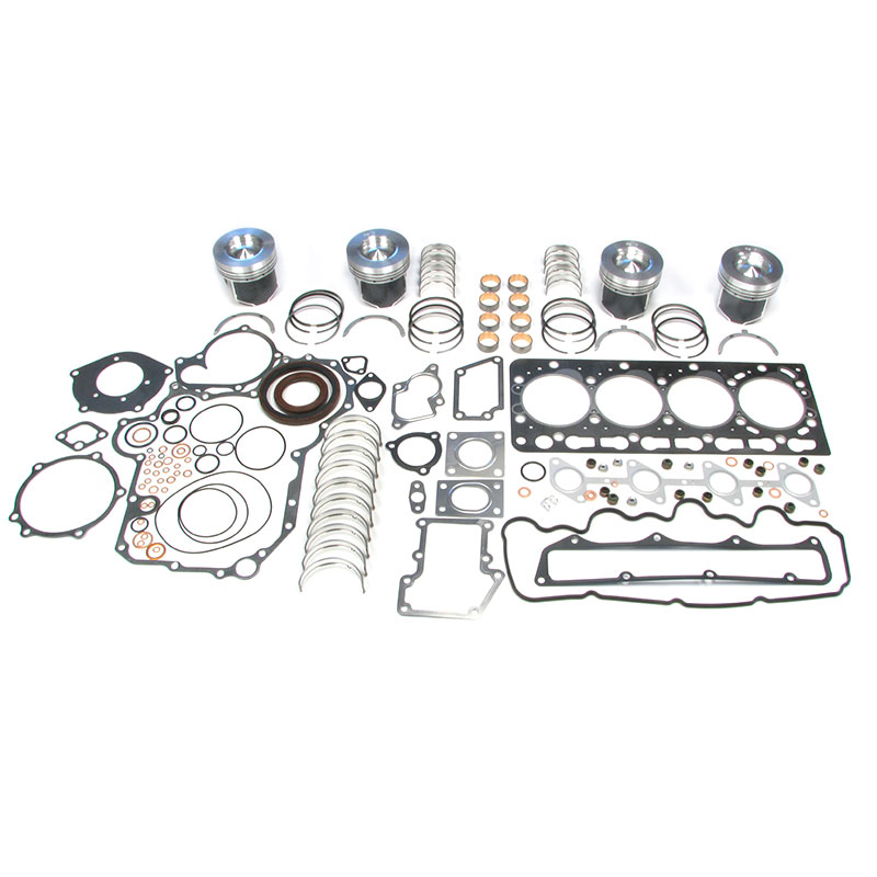 Kubota V3800 Engine Overhaul Rebuild Kit