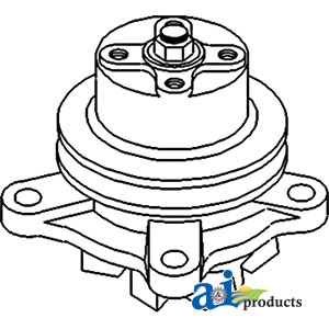 Kubota Water Pump 15611-73030