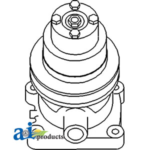 Zetor Water Pump 69010651