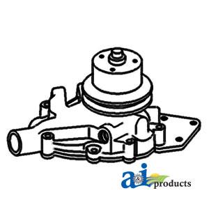 John Deere Water Pump AR92641
