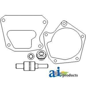 John Deere Water Pump Repair Kit MX9355