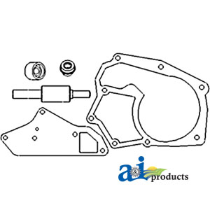 John Deere Water Pump Repair Kit MX9398