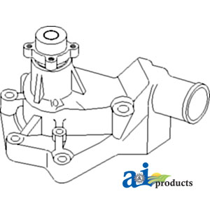 John Deere Water Pump R29521