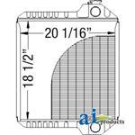Case-IH Radiator 239739A2