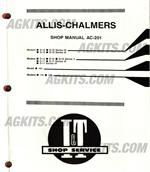 Allis Chalmers Tractor Repair Manual
