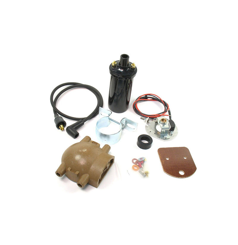 8n ford clutch 5 way trailer connector wiring diagram 120 2n, 8n, 9n tractor ignition & coil conversion kit