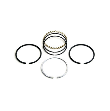 Continental Piston Ring Set G176 Gas 1/4