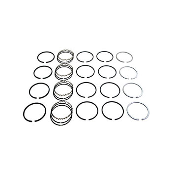 Continental Piston Ring Set HD277 Diesel All 1/8