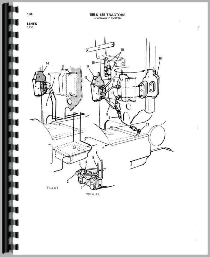Allis Chalmers 180 Wiring Diagram, Allis, Get Free Image