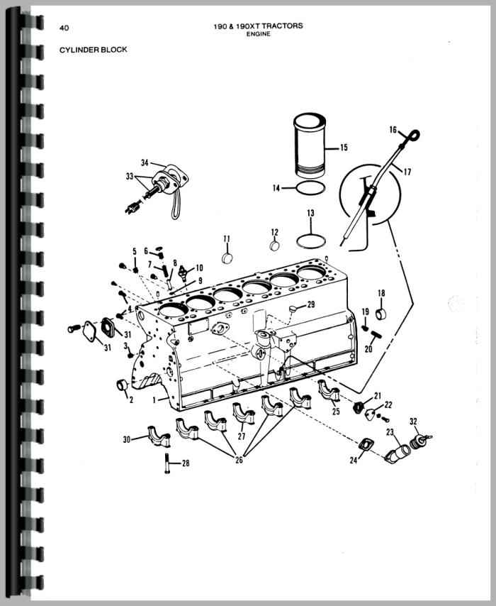 Mey Ferguson 245 Parts Diagram Virginia Parts ~ Elsavadorla