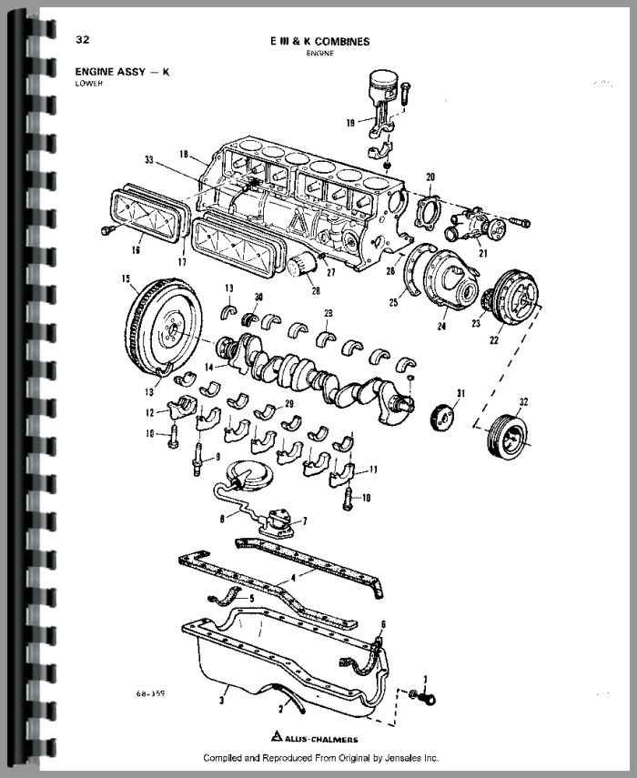Agco Allis Wiring Diagram Electronic Circuit Diagrams