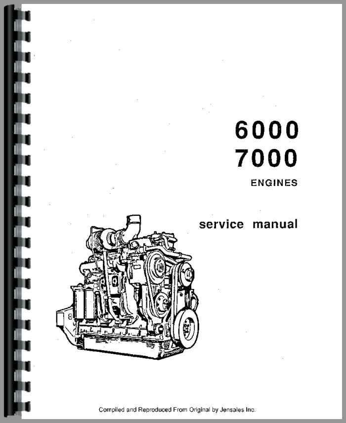 Allis Chalmers HD6G Crawler Service Manual