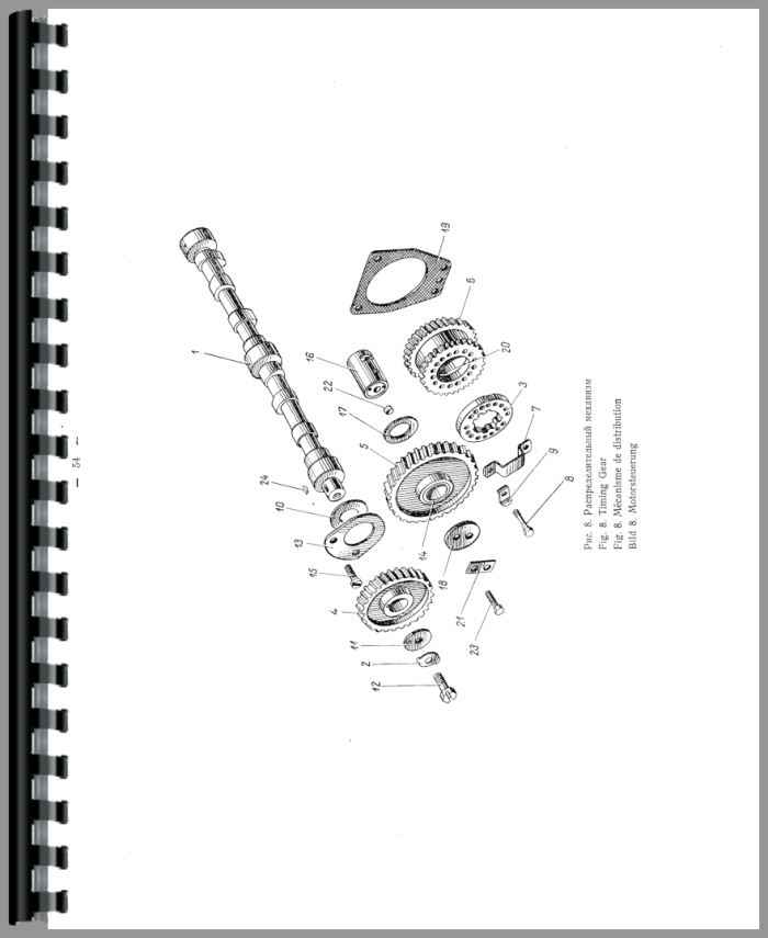 Belarus MT3-80J1 Tractor Parts Manual