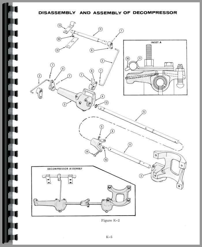 Case 1200 Tractor Service Manual