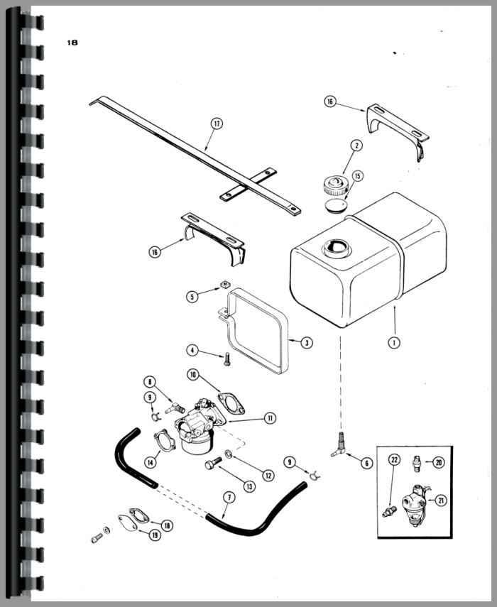 Case 190 Lawn & Garden Tractor Parts Manual