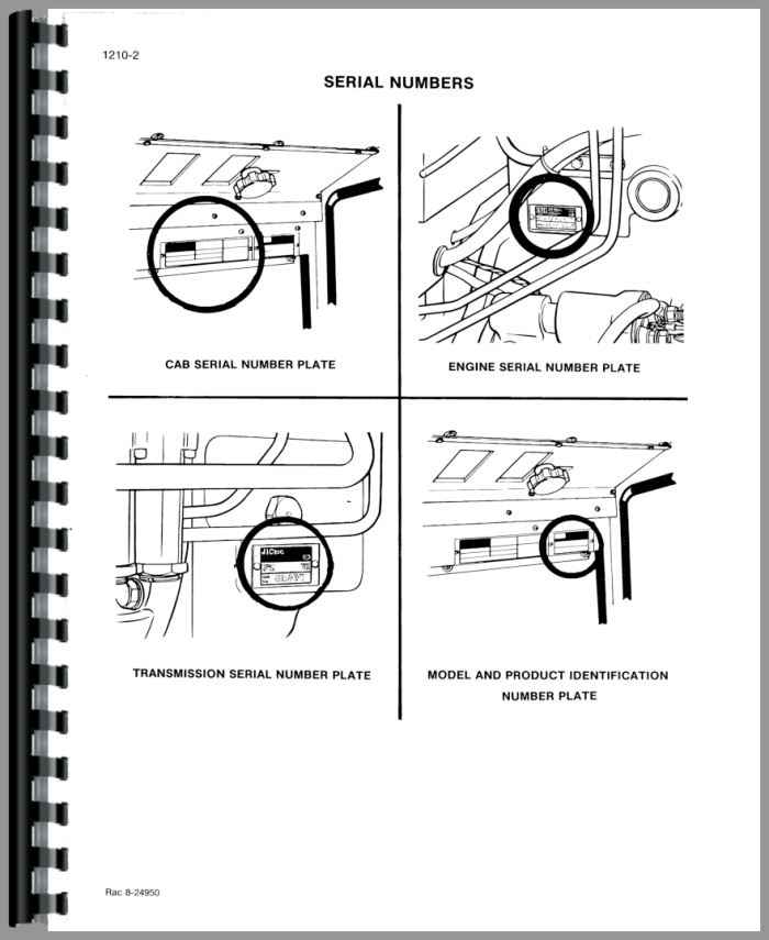 Case 2394 Tractor Service Manual