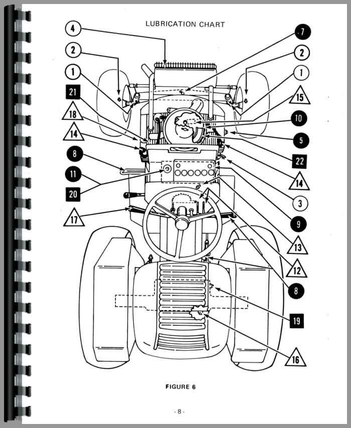 Case 446 Lawn & Garden Tractor Operators Manual