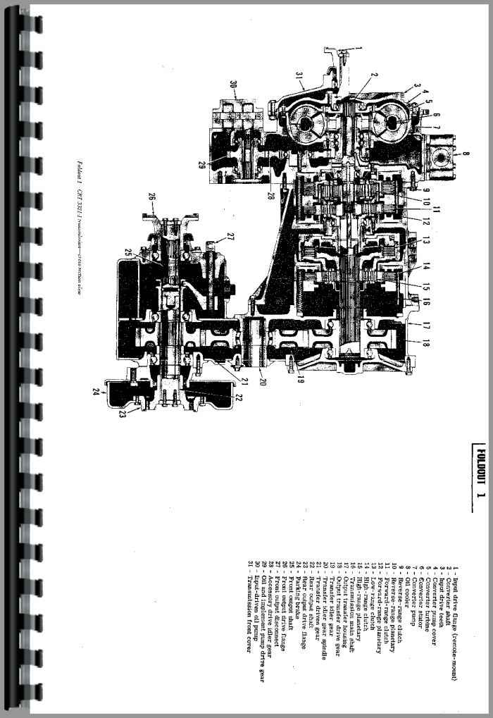 Case W10 Wheel Loader Service Manual
