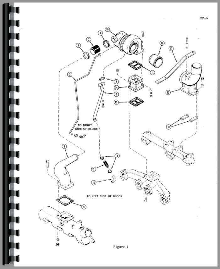 Case W14 Wheel Loader Service Manual
