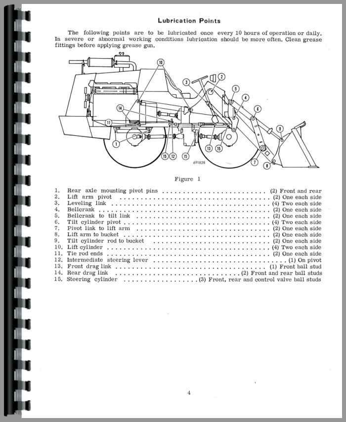 Case W7E Wheel Loader Service Manual