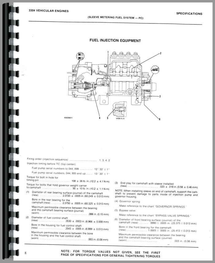 Caterpillar 920 Wheel Loader Service Manual