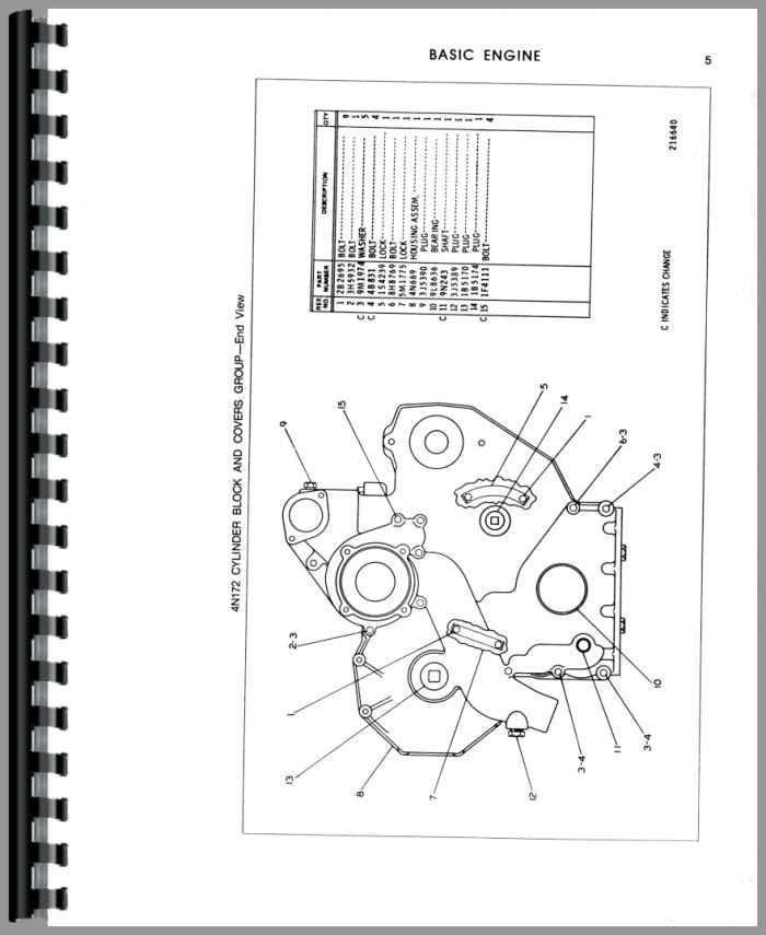 Caterpillar 931 Traxcavator Parts Manual