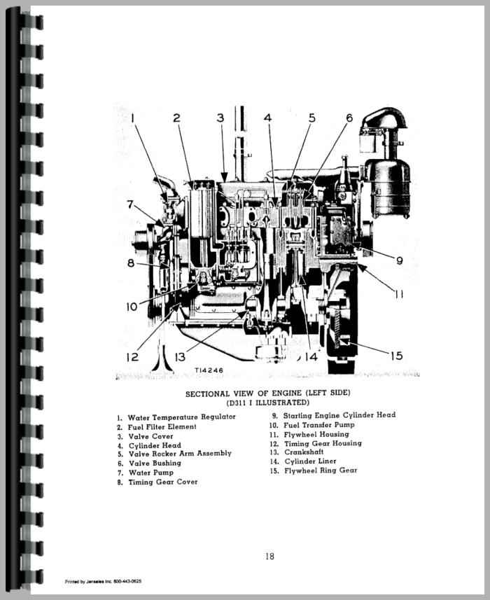 Wiring Manual PDF: 13 Cat Engine Diagram