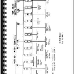 Deutz F3l1011 Alternator Wiring Diagram Electrical Symbols Uk D6206 Tractor Service Manual