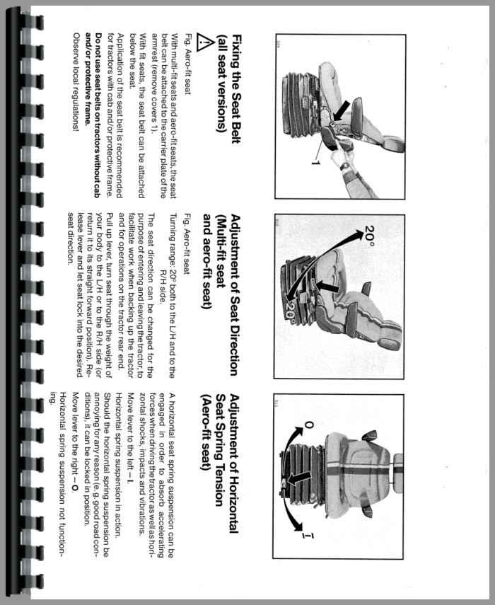Deutz DX4.30 Tractor Operators Manual