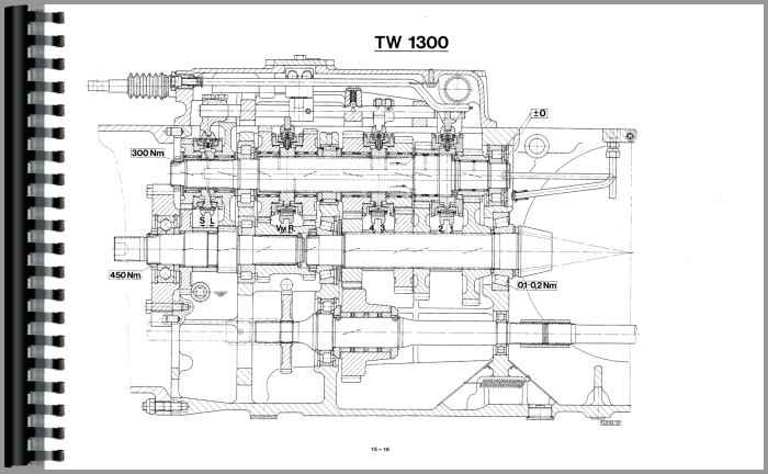 Deutz DX7.10 Transmission Service Manual