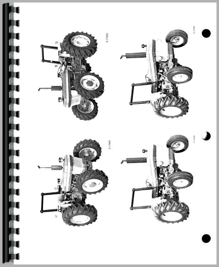 Ford 2810 Tractor Operators Manual