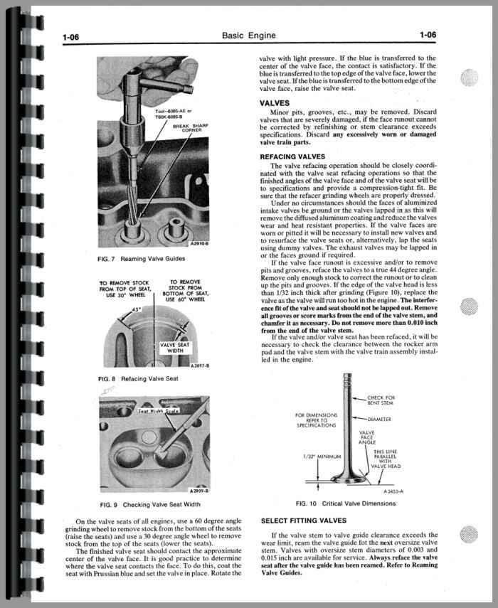 Ford xld 416 manual
