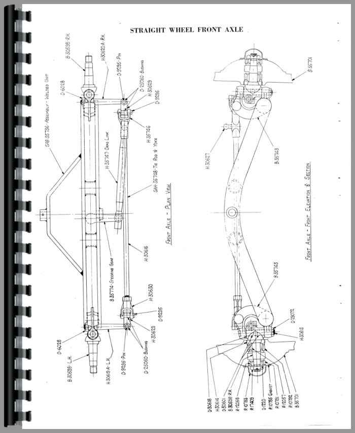 Galion 503 Grader Parts Manual