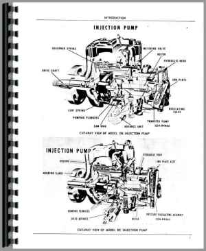 1066 Ih Tractor Parts Diagrams Wiring Diagram Images