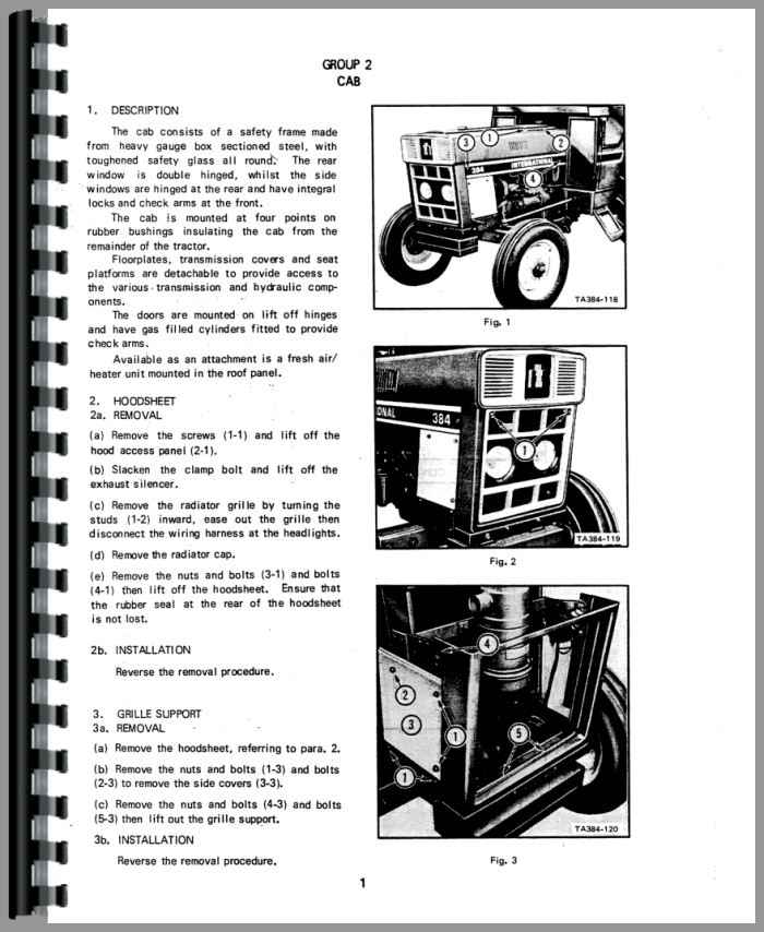 Wiring Diagram For 674 International Tractor Wiring