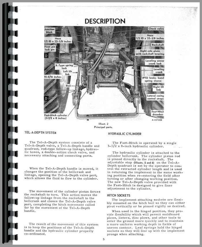 farmall international 560 tractor wiring diagram