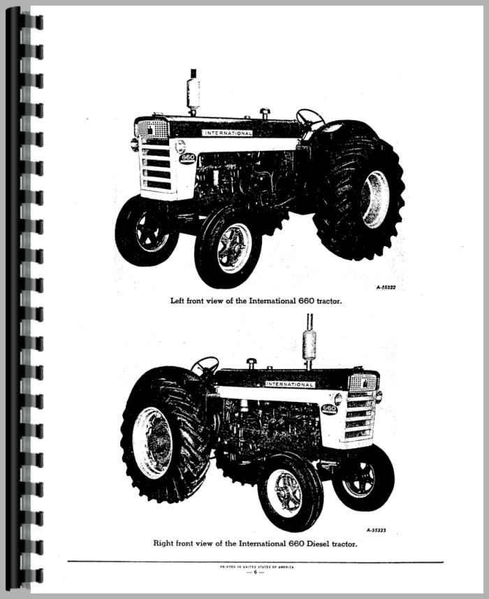 International 560 Tractor Wiring Diagram - Wiring Schematics on