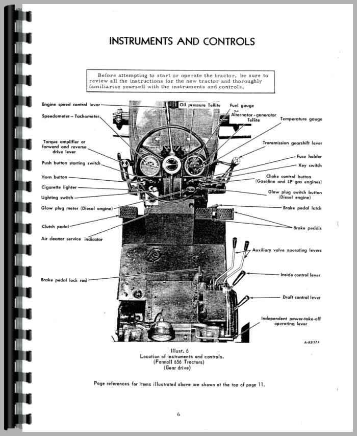 1948 case tractor wiring diagram