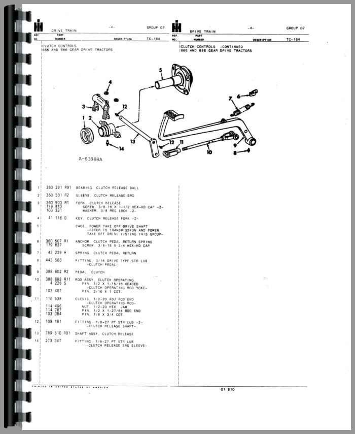 Farmall 460 Wiring Diagram Farmall 460 Owners Manual