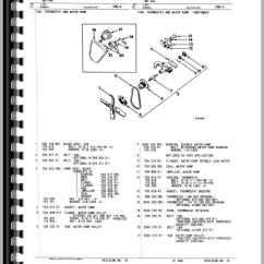 Case 446 Tractor Wiring Diagram 1999 Chevy Silverado Transfer 1086 Diagrams Great Installation Of International 1066 Diesel