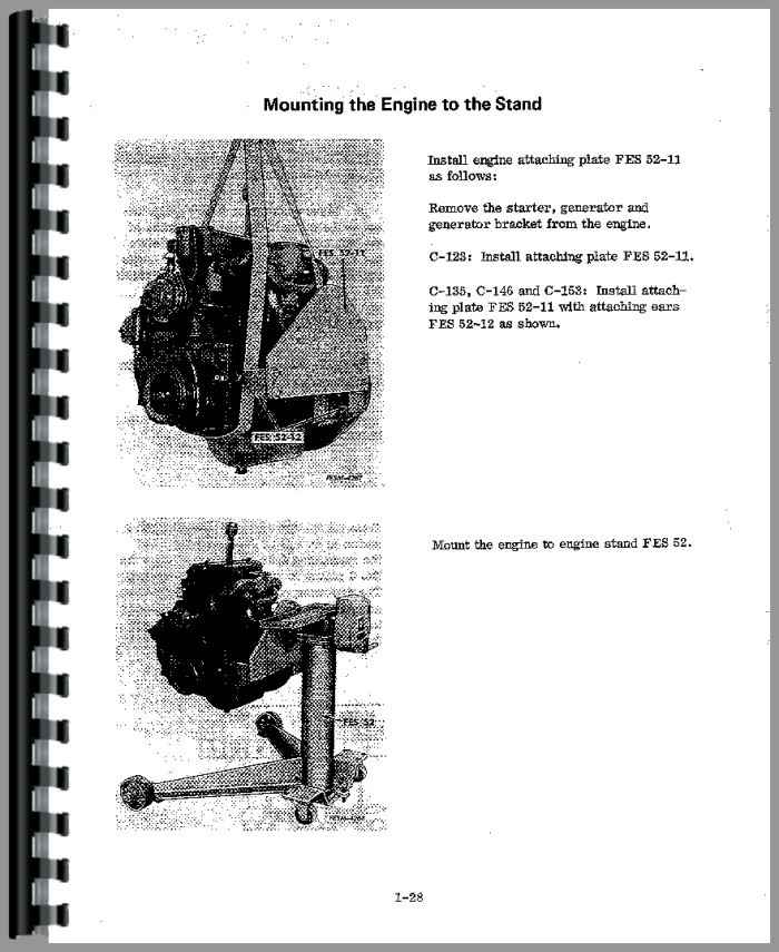 International Harvester TDC5 Crawler Service Manual