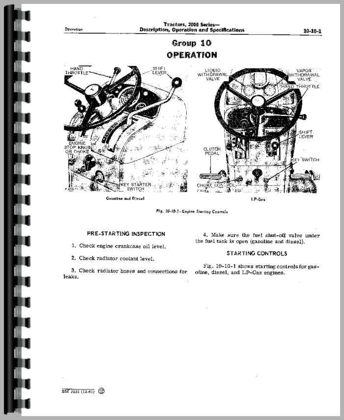 Wiring Diagram For John Deere 2755 Wiring Diagram For John