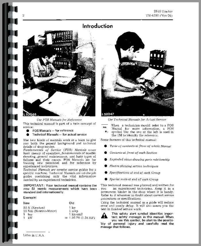 John Deere 3130 Tractor Service Manual